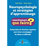 Neuropsychologie et stratégies d'apprentissage