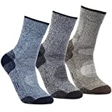 Best Hiking Socks - YUEDGE 3 Pairs Men's Outdoor Multi Performance Hiking Review