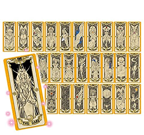 Card captor Sakura: Clow card collection set dark