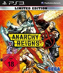 Anarchy Reigns Limited Edition - [PlayStation 3]