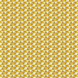 Leinen Lodge Retro 100% Baumwolle Geometrie Muster dreieck