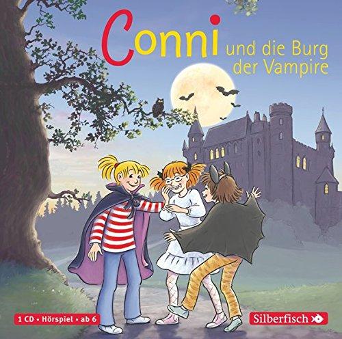 Conni und die Burg der Vampire: 1 CD (Meine Freundin Conni - ab 6, Band 20)