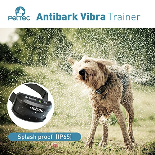 Zoom IMG-3 pettec antibark vibra trainer collare