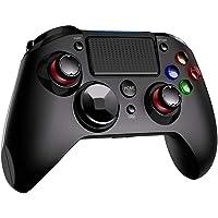 Controller PS4 Wireless, VicTsing Joystick Playstation 4 Gamepad Ricaricabile 1300mAh, Turbo/Doppia vibrazione/Porta…