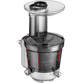 KitchenAid 5KSM1JA Estrattore lento di succo e salse ad alta potenza, Accessorio per Robot da Cucina