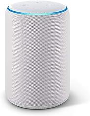 Echo Plus (2.ª generación) Reacondicionado Certificado- Sonido de alta calidad y controlador de Hogar digital integrado, tela