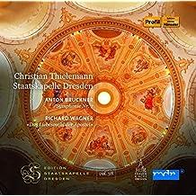 Édition Staatskapelle Dresden Vol.38 : Christian Thielemann / Bruckner - Wagner