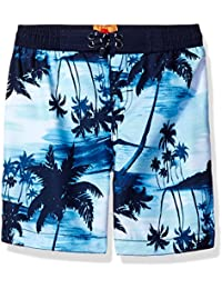 Tommy Bahama Boys' Palm Tree Swim Short