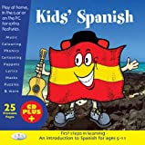 Kids' Spanish: First Steps in Children's Language Learning: First Steps in Learning