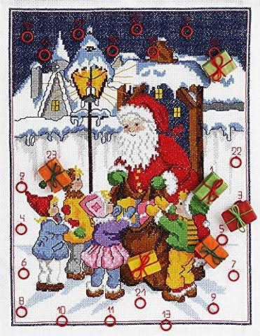 Anchor Calendar Santa Children's