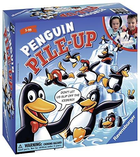 Pinguin Massenkarambolage (Anleitung auf Englisch)