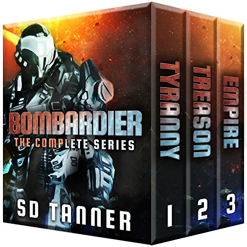 Bombardier - The Complete Series (English Edition)