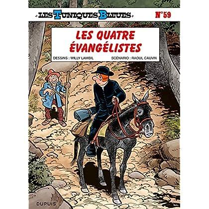 Les Tuniques Bleues - Tome 59 - Les quatre évangélistes