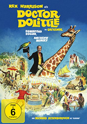 Doctor Dolittle - Das Original (Remastered)