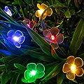 30er LED Solar Lichterkette Libelle Lights4fun von Lights4fun