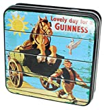 Boîte cadeau de caramels Guinness avec « Lovely Day For A Guinness Horse And Cart », 100 g
