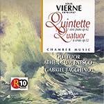 Quintette pour piano & cordes Op.42 /...