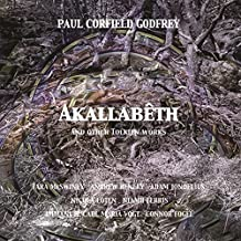 Corfield Godfrey: Akallabêth and Other Tolkien Works