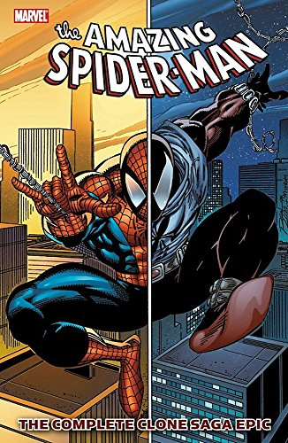 Spider-man: The Complete Clone Saga Epic Book 1 (new Printing) por J. M. DeMatteis