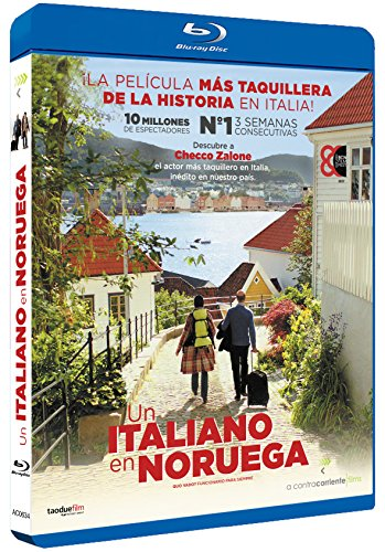 Un italiano en Noruega [Blu-ray]