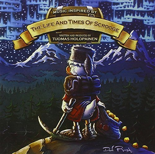 Life & Times of Scroogee by Tuomas Holopainen (2014-05-04)