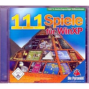 111 Spiele für Win XP