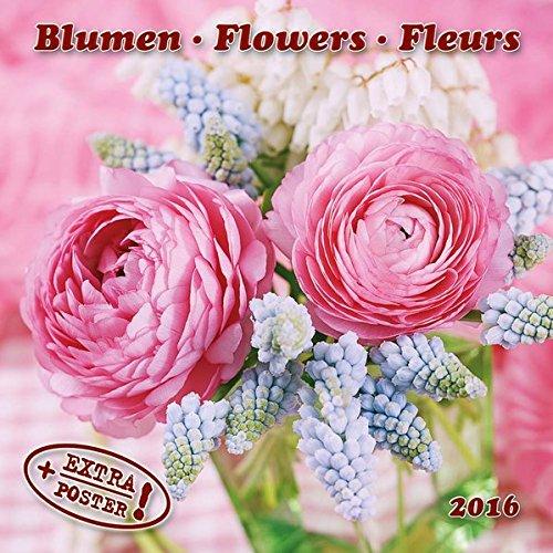 Blumen - Flowers - Fleurs 2016 Artwork
