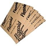 Flexoid Gasket Paper Set - Petrol, Oil & Water Resistant - 290mm x 180mm sheets (5)