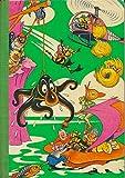 Lurchis gesammelte Abenteuer Das lustige Salamanderbuch Band III Folgen 41 bis 57