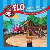 Flo - das kleine Feuerwehrauto: Streit auf dem Waldspielplatz