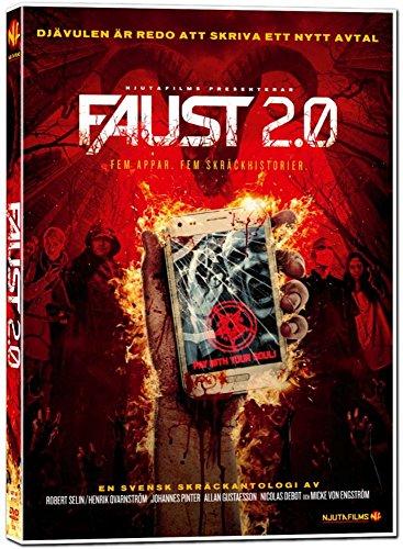 Preisvergleich Produktbild Faust 2.0 (2014) (DVD) Uncut Swedish Horror - Frida Liljevall,  Thomas Hedengran,  Per Ragnar [DVD] [2014] …