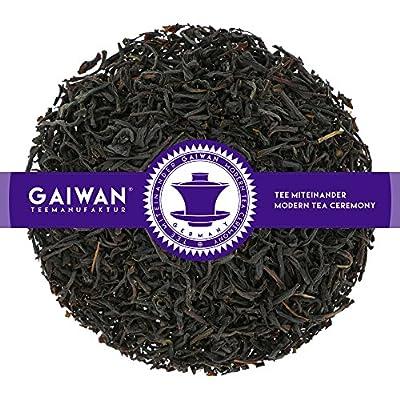 "N° 1357: Thé noir ""Ceylon Silvakandy FOP"" - feuilles de thé - GAIWAN® GERMANY - thé noir de Ceylan"