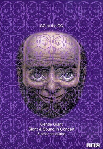 Gentle Giant - GG At The GG Sight & Sound In Concert [UK Import]