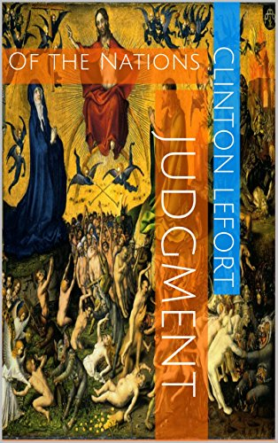 Judgment: Of the Nations (Daily Gospel Book 10) (English Edition)