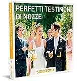 smartbox Cofanetto Regalo- Perfetti TESTIMONI di Nozze - 835 soggiorni in Hotel 3*, 4*, 5*, Relais o Ville di Charme