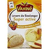 Vahiné Levure de Boulanger 27.6G - Lot de 6