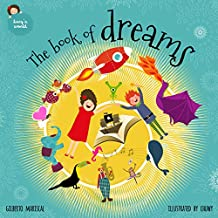 The book of dreams: An illustrated book for kids on an amazing adventure (Lucy's world 6) (English Edition)
