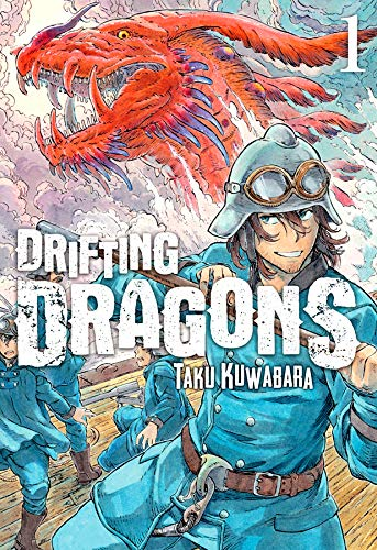 Drifting Dragons, Vol. 1 por Taku Kuwubara