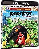 Angry Birds: La Película (4K Ultra HD) [Blu-ray]