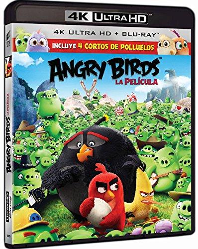 Angry Birds: La Película (4K Ultra HD) [Blu-ray] 61y7C5IW 2BVL
