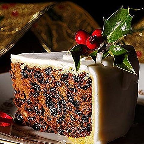 Christmas Cake Scented Bath Tea EXTRA STRONG x 25gms Vegan & Cruelty Free