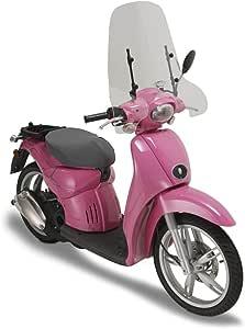 A6704A GIVI Kit Attacchi Parabrezza per Aprilia Scarabeo 50-100 09 10 11 12 13