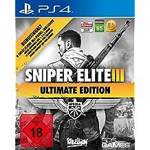 Sniper Elite III - Afrika (Ultimate Edition) [Importación alemana]