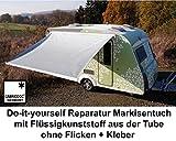 Wohnmobil Wohnwagen Reparatur Set Markise Vorzelt Zelt für Thule Fiamma etc.
