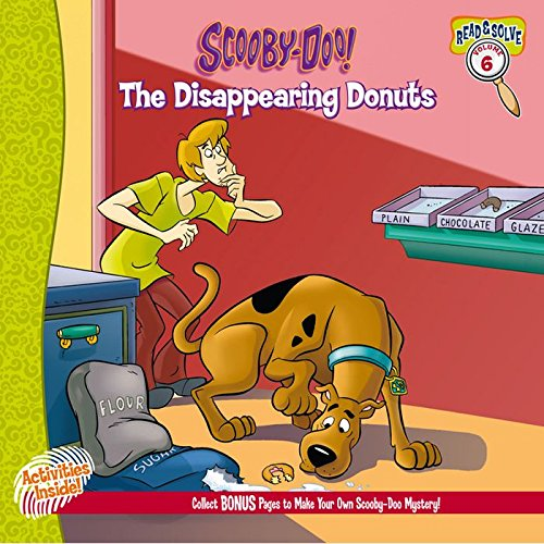 Scooby-Doo. The Disappearing Donuts (Scooby-Doo! Read & Solve) - 9788484836483