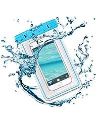 Outad Étui étanche et universel pour téléphone portable, compatible écran tactile