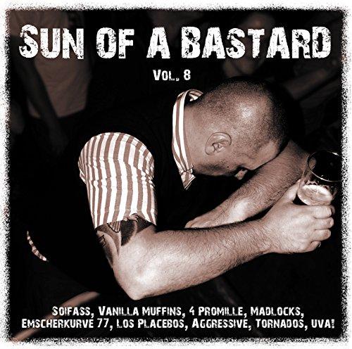 Sun of a Bastard-Vol.8 (Reggae-musik-t-shirt)