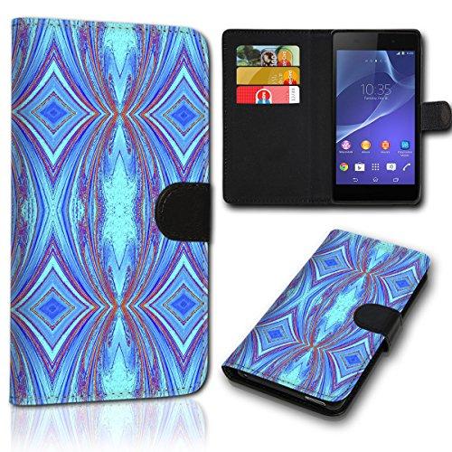 Book Style Wiko Jimmy Tasche Flip Brieftasche Handy Hülle Kartenfächer für Wiko Jimmy - Design Flip SVH122
