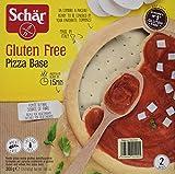 Dr. Schar Base Pizza - Paquete de 8 x 300 gr - Total: 2400 gr