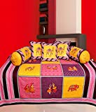 Mable Home Furnishing Printed Diwan Sets...